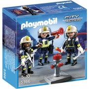 City Action - Trio Brandweermannen