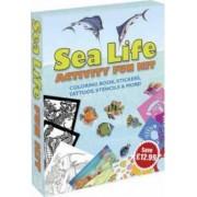 Sea Life Activity Fun Kit by Carol Belanger Grafton