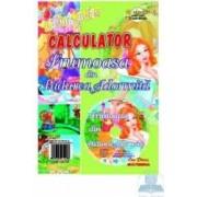 Sa Ne Jucam Pe Calculator - Frumoasa Din Padurea Adormita - Cd Educativ