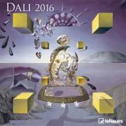 Calendrier 2016 - Dali Salvador- 30x30 Cm
