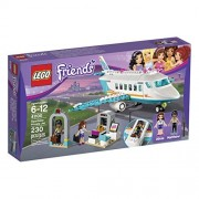 LEGO Friends 41100 Heartlake Private Jet Building Kit by LEGO