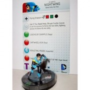 Heroclix DC Teen Titans #022 Nightwing Figure with Card