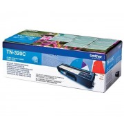BROTHER Toner Cartridge TN-320C, Standard for HL-4150/4570/4140, MFC-9970 series (TN320C)