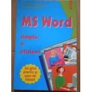Ms Word Simplu Si Eficient - Cristina Perhinschi Petronela Iluca