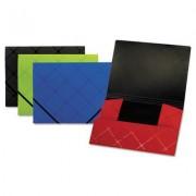 Tri-Fold Folder, Letter, Poly, Assorted