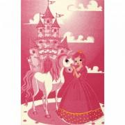 Dečiji tepih Princess M