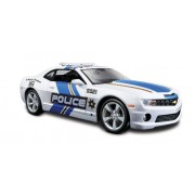 Maisto 1:24 Scale 2010 Chevrolet Camaro SS RS Police Diecast Vehicle