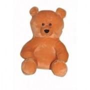 softeez brown teddy bear with tie 1.5 ft