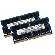Mihatsch & Diewald / HYNIX Hynix - Modulo RAM da 16 GB, a doppio canale (2 x 8 GB), 204 pin, per sistemi DDR3-1600 SO-DIMM (1600 Mhz, PC3-12800S, CL11), per Apple e Notebook