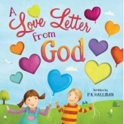 Love Letter from God by Pk Hallinan