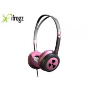 IFROGZ EAR POLLUTION TOXIX PINK
