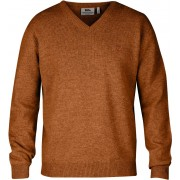 FjallRaven Shepparton Sweater - Autumn Leaf - Wollpullover M