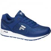Blauwe sneaker lightweight