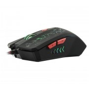 Zebronics Fire With led illumination & 6 Buttons Gaming Mouse