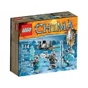 Lego Chima 70232 Säbelzahntigerstamm-Set