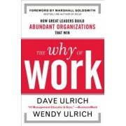 The Why of Work: How Great Leaders Build Abundant Organizations That Win by David Ulrich