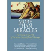 More Than Miracles by Steve De Shazer