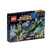 Lego Super Heroes Zöld Lámpás Sinestro ellen 76025