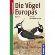 Kosmos Verlag Die Vögel Europas und des Mittelmeerraumes