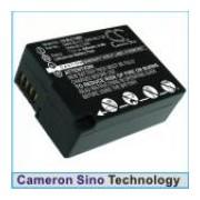 batterie camescope panasonic DMW-BLC12E