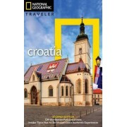 National Geographic Traveler: Croatia, 2nd Edition by Rudolf Abraham