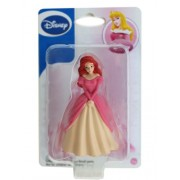 Ariel Sirenita Sirena in Pink Dress Miniature Figurine - Little Mermaid Figurine