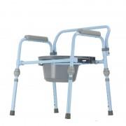 TCare Chaise hygiénique pliante - TCare