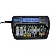AccuPower AP1208 Pack de pilas y cargador