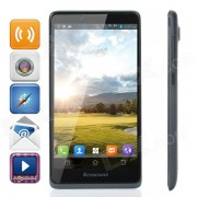 "Lenovo A889 Quad-Core Android 4.2 WCDMA Bar Phone w/ 6.0"" Screen"