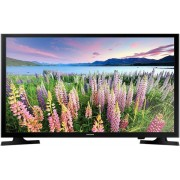 "Televizor LED Samsung 80 cm (32"") UE32J5000AW, Full HD, HyperReal, Wide Color Enhancer, PQI 200, CI+ + Cartela SIM Orange PrePay, 5 euro credit, 8 GB internet 4G"
