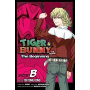 Tiger & Bunny: The Beginning Side B, Vol. 2: The Beginning Side B Volume 2 by Sunrise