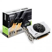 MSI GTX 950 2GD5 OC NVIDIA GeForce GTX 950 2GB