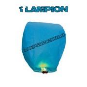 1 Lampion Zburator Albastru