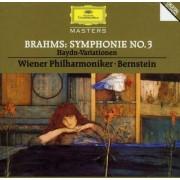 J Brahms - Symphony No.3 (0028944550726) (1 CD)