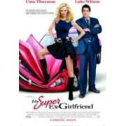 MY SUPER EX GIRLFRIEND DVD 2006