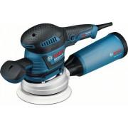 Ponceuse excentrique GEX 125-150 AVE + ponceuse vibrante GSS 140 A Bosch Professionnel 0615990G49