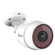 EZVIZ HuskyC HD 720p Outdoor PoE & Wi-Fi Video Security Camera 100 ft. IR Night Vision 16GB Micro SD Included