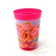 Barbie műanyag pohár