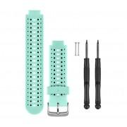 Correias de Relógio Garmin Azul Gelo Forerunner 230/235/630