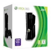Consola Xbox 360 250GB Elite Slim