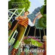 The Oxford Companion to English Literature by Dinah Birch