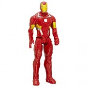Marvel Titan Hero Series Iron Man 12 inch Figura De Acción