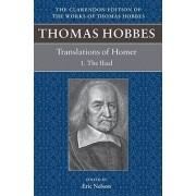 Thomas Hobbes: Translations of Homer by Robert M Beren Professor of Government Eric Nelson Ph.D.