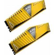 Memorie ADATA XPG Z1 Gold 8GB 2x 4GB DDR4 3300MHz CL16