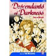 Descendants of Darkness, Vol. 11 by Yoko Matsushita