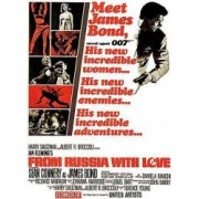 FROM RUSSIA WITH LOVE SE -2 discs BOND COLLECTION NR. 2 DVD 1963