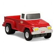 Tonka Metal Diecast Bodies - Vintage Transporter City Defenders Pick-Up Truck 1:55 Scale