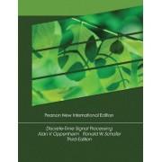Discrete-Time Signal Processing by Alan V Oppenheim