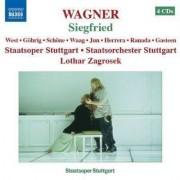 R. Wagner - Siegfried (0730099617529) (4 CD)