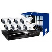 KGuard 16 Channel HD Series + 8 Cameras Combo Kit